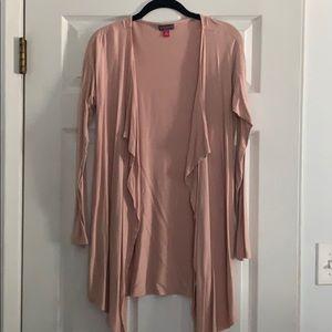 Vince Camuto Rose Light Sweater Sz Medium